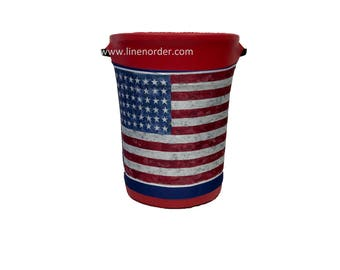 Custom garbage covers, Garbage pail covers,Garbage covers
