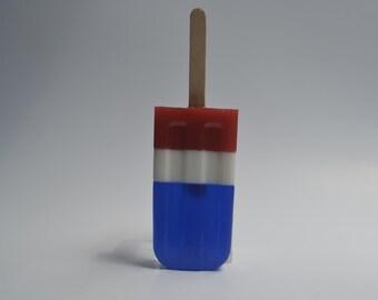 POPSICLE Soap (Banana Cream, Candy Corn, Green Apple Tango, Patriotic, Pink Lemonade, Neapolitan, Tangerine, Fsu, Uf, Um, Ucf)