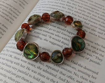 Vintage Opalescent Bracelet