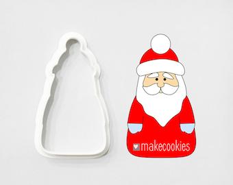 Santa Claus 16 Cookie Cutter