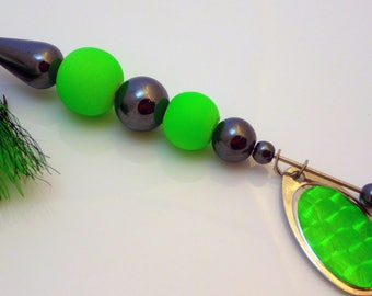 Green Fishing Lure