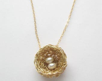 Chain Upgrade for Gold Nest Necklace