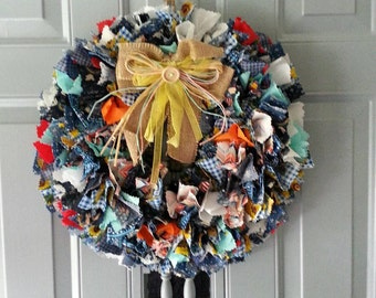 All Year Wreath, All Year Round Wreath, All Year Round Door Wreath, Everyday Wreath, Indoor Wreath, Farmhouse Wreath, Year Round Wreath