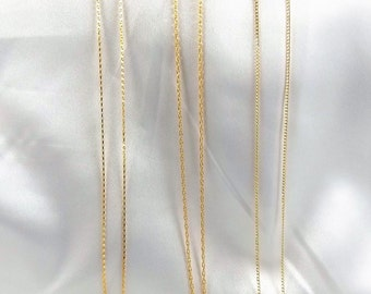 Gold Filled Chains 2