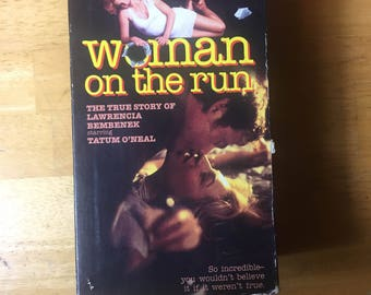 Woman on the Run: The True Story of Lawrencia Bembenek (VHS, 3-Tape Set)