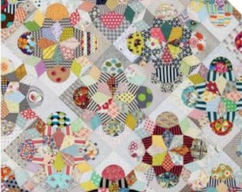 I'm A Farmers Daughter Quilt Pattern and Templates JKD 5446 by Jen Kingwell