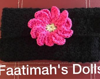 Crochet clutch purse!