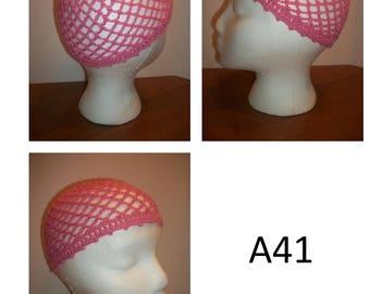 Crochet Skull Caps (A41-42)