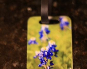 Bluebonnet Luggage/Backpack/Tote/Etc Tag