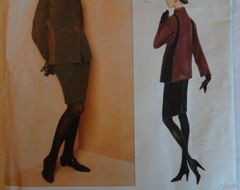Circa 1995  Vogue patterns Geoffrey Beene size 12-14-16