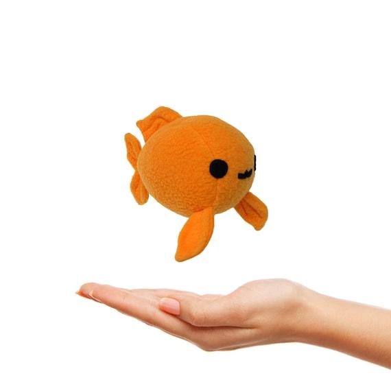 Plush Sewing Pattern, Koi Mini Pattern, Kawaii Fish PDF, Goldfish ...