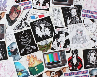 Buy 4 Stickers, Get One Free!