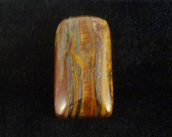 Marra mamba (tiger's eye)  jasper cabochon