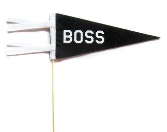 Mini Pennant - Boss