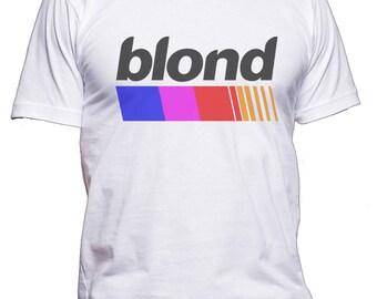 Blond nscr Frank Ocean Blond tee Men t-shirt