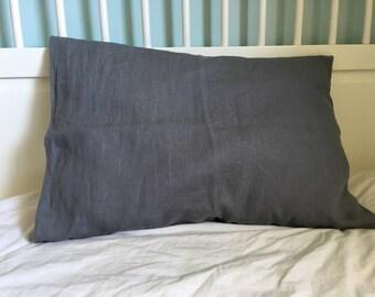 Linen pillow cover set of 2, Linen Home Decor, Natural Flax, Linen pillow case, Graphite - Himalayan salt pink - Light blue green - Natural