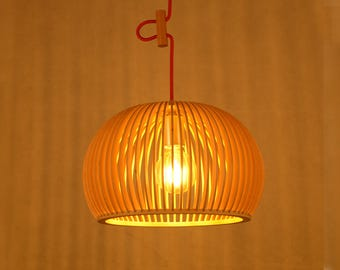 Hemisphere Wooden Decorative Lighting,Wooden Lightings,Night Lamps,Ceiling Lamp,Lighting Fixtures,Bar Lighting,Dining Room Pendant Lights