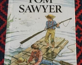 Vintage Ladybird Book-Tom Sawyer