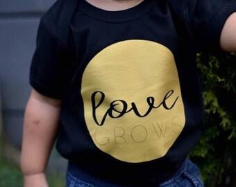 Love Grows Bodysuit