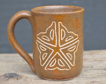Rochester Mug in Sandstone