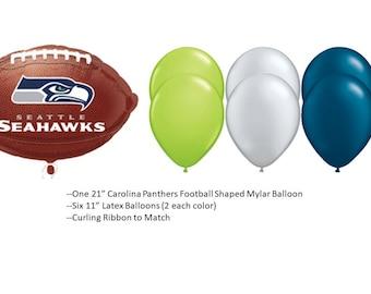 Seattle Seahawks Balloons