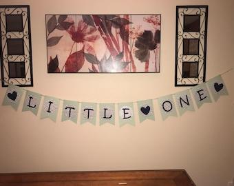 Little One Banner