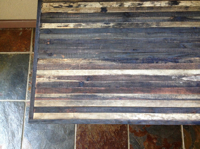 25% OFF Sale Coffee Table Barn wood Industrial Furniture