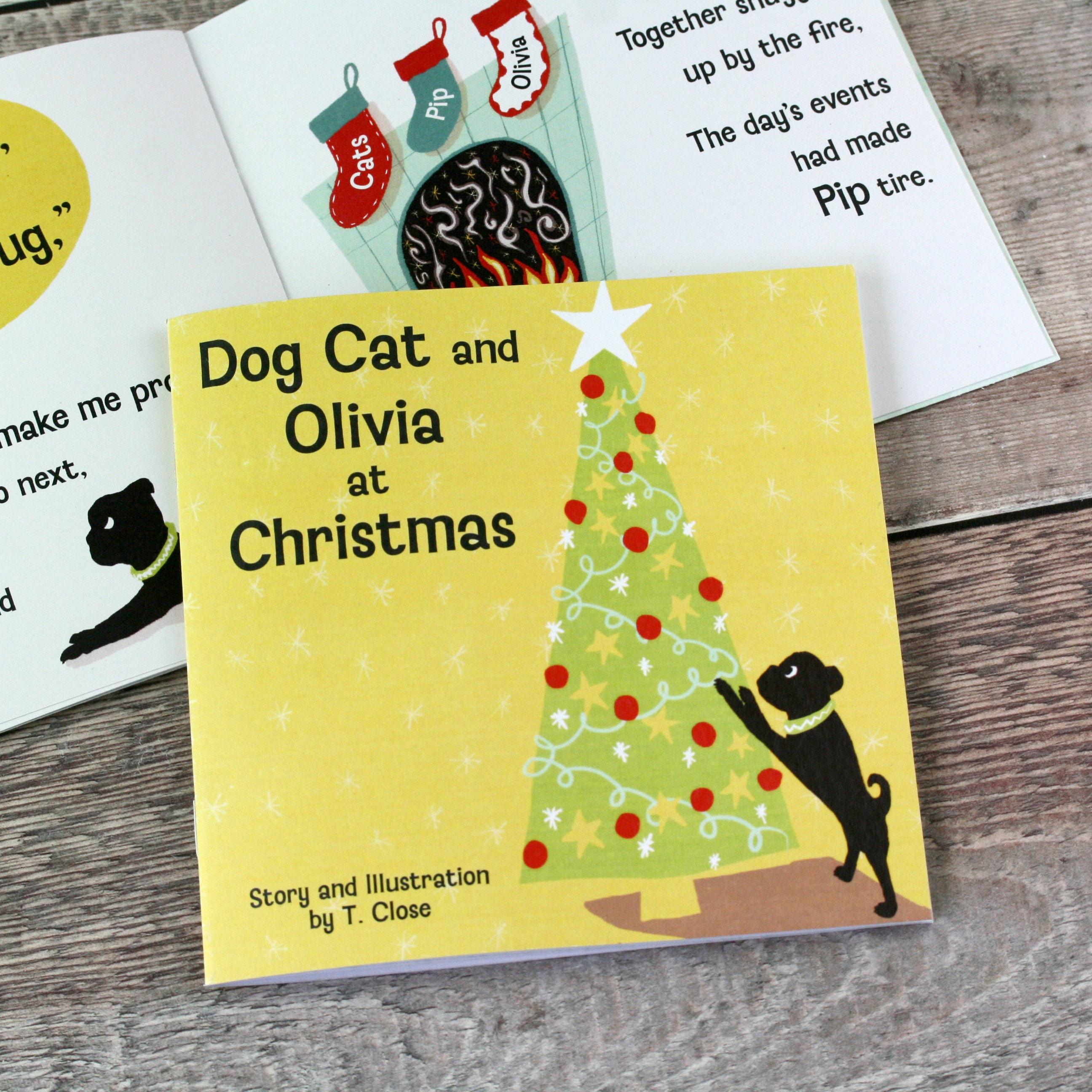 Personalisierte Geschichtebuch erste Weihnachten