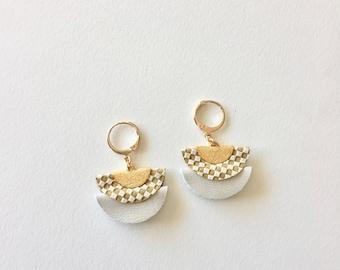These ARTY earrings
