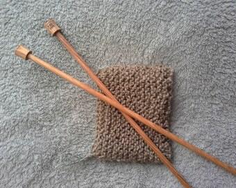 Knitting Tawashi