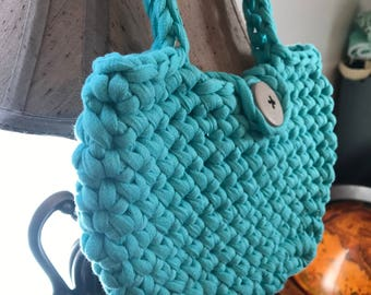 Upcycled Accessory Tote