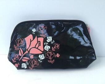 Retro Lancome Cosmetics Bag