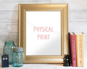 Physical Print - Add on to any Digital PORTRAIT Purchase!