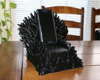Iron Throne for Phones - The Phone Throne