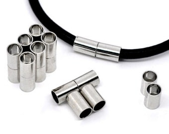 Magnetic Barrel Clasps - 24 x 8 mm | 0261