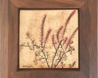 Handmade Art Tile