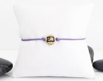 Elephant Bracelet, Elephant Jewelry, Elephant, Elephant Charm, Charm Bracelet, Friendship Bracelet, Elephant Jewellery, Lucky Elephant