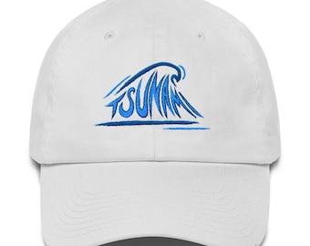 Tsunami Dad Hat