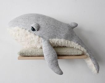 Big Grandpa Whale