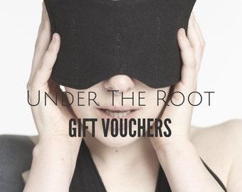 Under The Root Gift Voucher