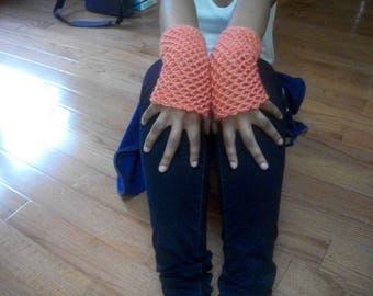 Juliet Lightweight Fingerless Gloves