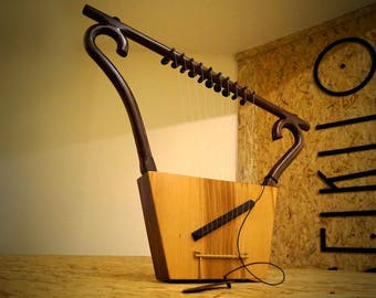 The lyre of King David – Har Meggido – Top Quality HandCrafted Musical Instrument