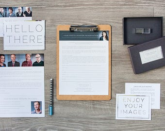 Corporate Portraits 101: A Complete Business Headshot Kit