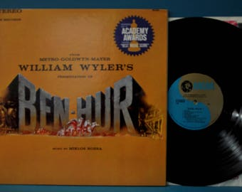 MGM - Music from Ben-Hur, Miklos Rozsa, MGM S1E1
