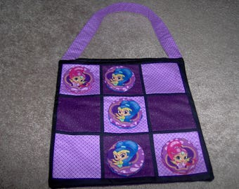 Shimmer and Shine Tic Tac Toe Game