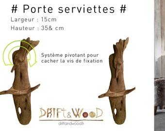Drift wood Towel holder