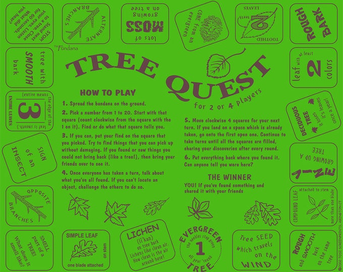 Trees! A fun way for scouts, kids, families to explore the world of trees!