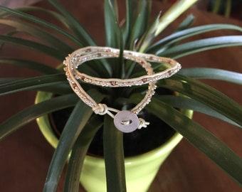 2Wrap Metallic Bracelet