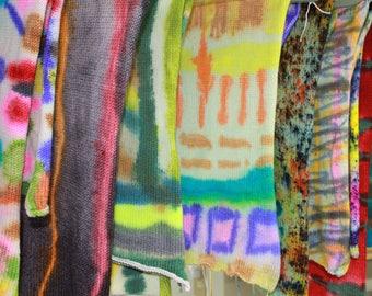 Hand Painted Sock Blanks, Superwash Merino/Nylon, 450 Yd, 4.3 oz (1)
