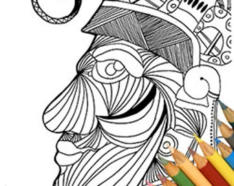 coloring page coloring kawaii doodle kawaii print download